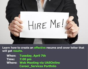 Resume Workshop Flyer Online