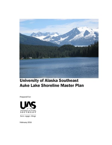 Auke Lake Shoreline Master Plan