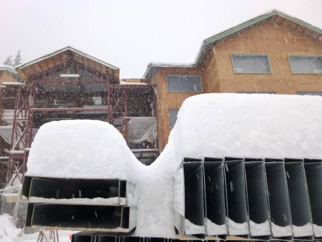 Snow Feb 14