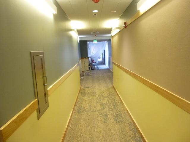 Lights Hallway