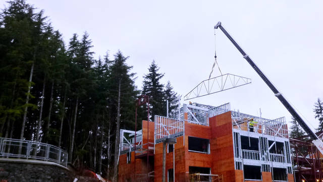 Setting Truss Hall I