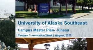 Preliminary Campus Plan - Convocation Week