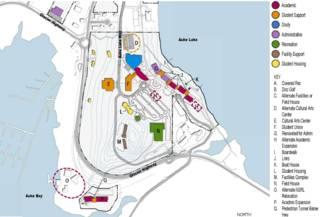 Juneau Auke Lake Campus preliminary design