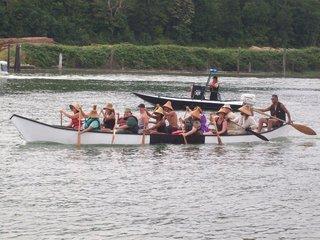 One People Canoe Society - Family